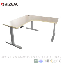 Special offer Single Motor Electric Sit to Stand adjustable office Table 5 years warranty