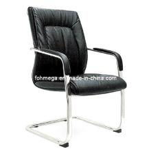 Cadeira moderna da conferência do couro da perna da curva (FOH-B39-3)