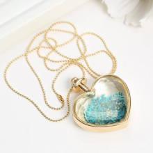 Сплав Металл Кулон Ожерелье Для Женщин Мода Свитер Цепи Ювелирные Изделия
