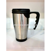 new style wholesale high quality double wall stainless steel travel potted china mug, auto mug