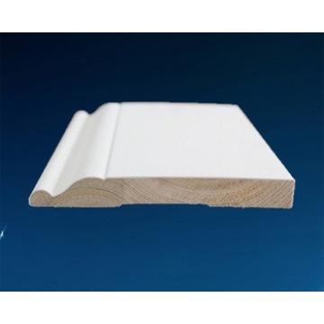 Fj Pine Primed Table Skirting, Rubber Skirting Board