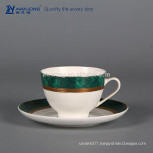 Plain Design Logo Customized Wholesale Cheap Ceramic Cup, Fine Ceramic Tea Cup
