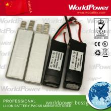 Medical Equipment Li Polymer Battery Pack Safety Design