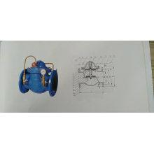 Slow closing check valve sk300X