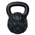 Kettlebell Face de Lion Animal de 54 LB