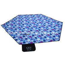 2.4 * 2.4 Meters Outdoor Camping Picnic Mat Water-Proof in Hexagon