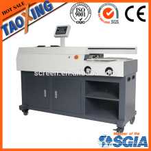 Chine colle à colle chaude adhésive book binding machine