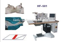 ultrasonic seamless outdoor garment cutting machine hf-501