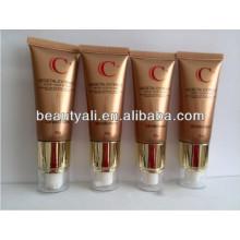 Airless cosmétiques en plastique souple emballage pompe tube