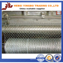Galvanized Gabion Mesh, Gabion Mattress, Hexagonal Wire Mesh