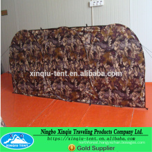 Outdoor camouflage pop up hunting tent