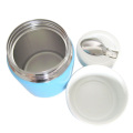 Thermos Insulated Food Containers With Stainless Steel Spoon