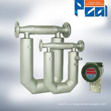 Medidores de fluxo de massa coriolis / medidor de vazão de óleo