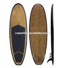 2017 hot vendendo escuro babmoo stand up board paddle / barato placas de remo / escuro babmoo stand up paddle board