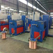 24WDS (0.1-0.6) Kabelherstellung Ausrüstung Horizontale Art Kupfer-Feindraht-Zeichenmaschine