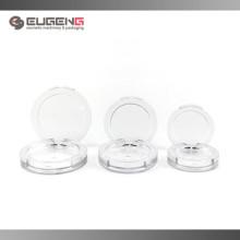 Transparente sombra caso compacto, 3 diferentes szie fumaça contêiner