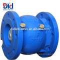 Manufacturer Non Slam Cf8m Floating Techno Distributor Cast Iron Slient Check Valve For Water Line