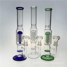 8 Рукава сотовые Перкуанские стеклянные водопроводные трубы для курения (ES-GB-396)