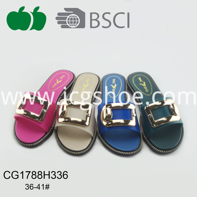 Lady New Soft Sole Fashion Slippers