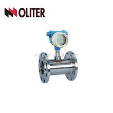 maßgeschneiderte Heizöl Luft Wasser digitale Turbine Typ Turbine Durchflussmesser