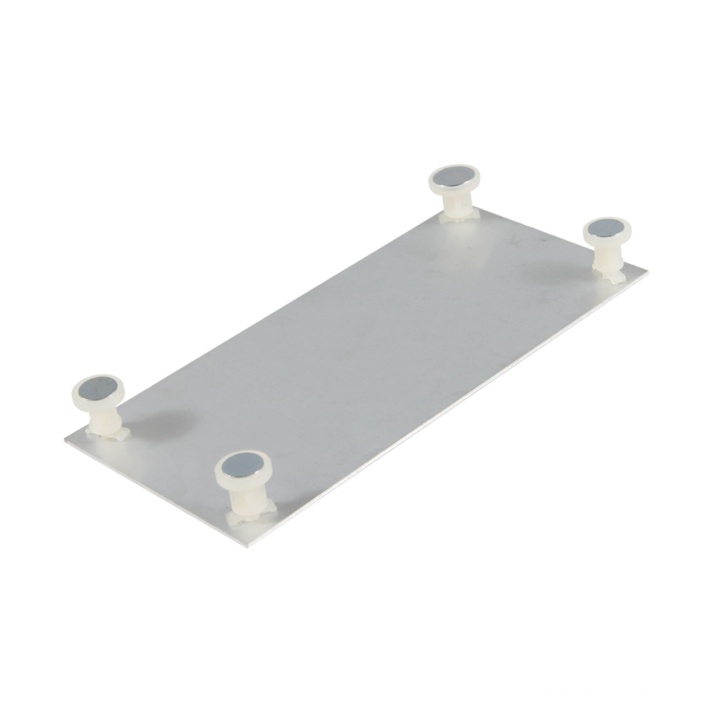 Bottom picture of square custom AC smd 2835 9W ceiling module