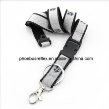 Reflective Lanyard with Dog Hook