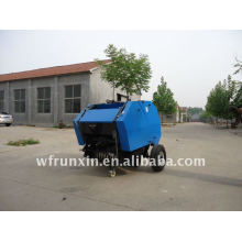 PTO powered round baler witth CE Certificate