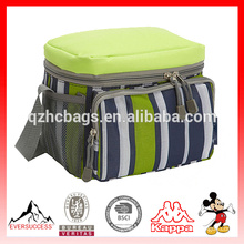 Sporty Insulated Lunch Bag Insulated cooler bag great for lunch and snacks (ES-Z383)