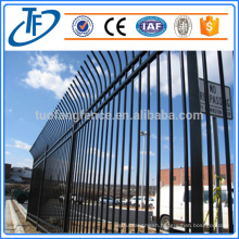 Professional supplier steel garrison fence