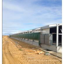 Bau Gebäude Moderne Low Price Automatische Stahlrahmen Chicken House Shed Pläne