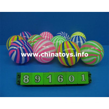 7cm Promotional Toy Beach Ball, Inflatable Beach Ball (891601)