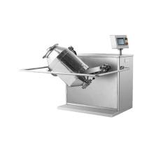 three dimens multi-direction motion powder turbula mixer