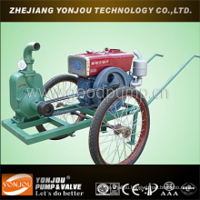 Trailer Mounted Portable Pump