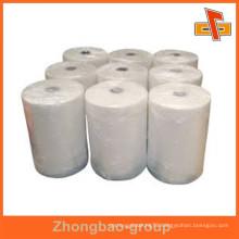 customizable heat sensitive water proof environmentally friendly transparent food grade soft PE/LLDPE/HDPE shrink film