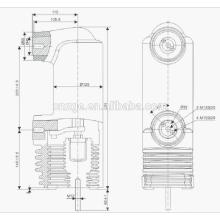 Eingebetteter Pfosten 11KV im Leistungsschalter- / China-Hersteller