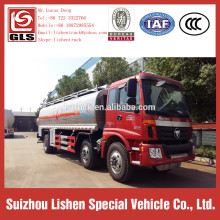 Aluminum Alloy Fuel Tanker Truck Oil Trailer