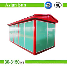 Fabricante de la subestación tipo caja de Yb de la serie 10kv