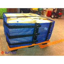 Goede kwaliteit Recycable Use Stretch Film Cover op pallet