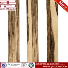 nueva loseta de madera de la mirada de la porcelana rústica de pruduct 150X900 para el diseño de la tienda