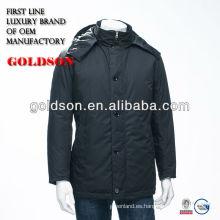 2014 invierno nueva moda 90/10 hombre al aire libre pato abajo chaquetas