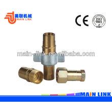 Acopladores de alta presión, de rosca para conectar bajo presión