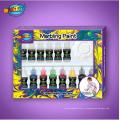 Горячие продаж завод прямых легко моется и подходит для детей Эбру-марморирование краски