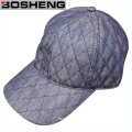 Wholesale Custom Winter Warm Cotton Quilted Hats Caps