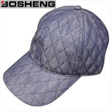 Großhandelsgewohnheit Winter-warme Baumwolle gesteppte Hüte Kappen