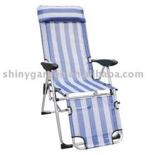 silla plegable de metal para exteriores SG-BCI005