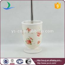 YSb50099-01-tbh The royal styl ceramic toilet brush holder