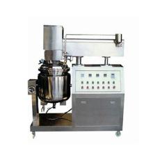 Mezclador de dispersión de alta velocidad al vacío máquina mezcladora emulsionante
