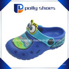 Wholesale Blue Cute Kid Clog in EVA
