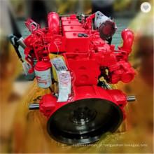 Motor diesel 3,9L 140hp / 103kw / 2500rpm CUMMINS