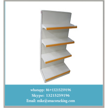 High Quality certificate approved audited supplier of Supermarket Display gondola Shelf